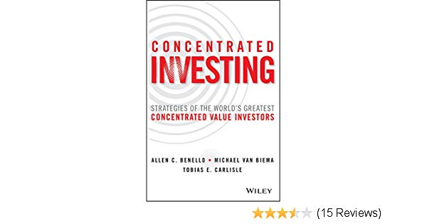Concentrated investing book